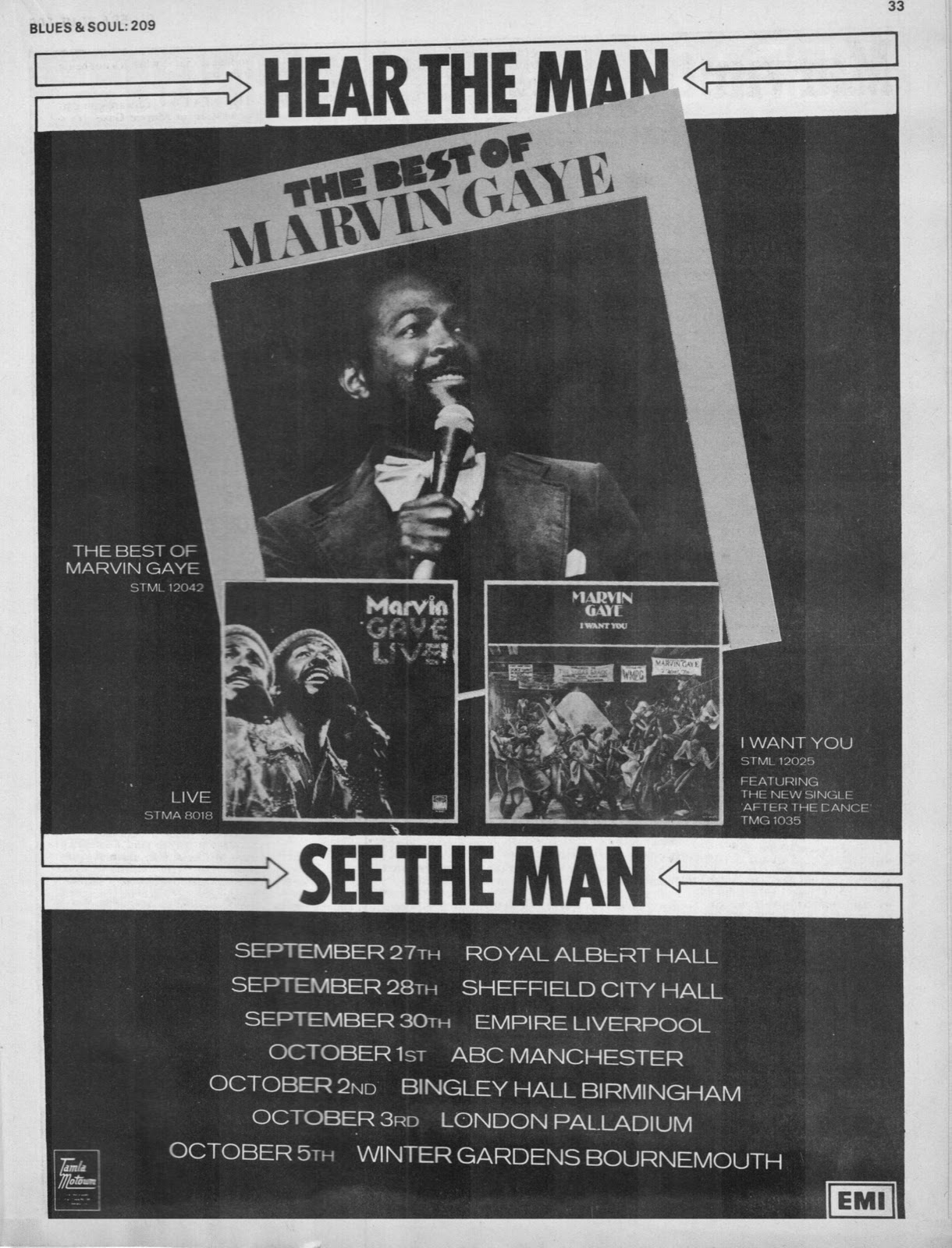 marvin gaye i want you 1976